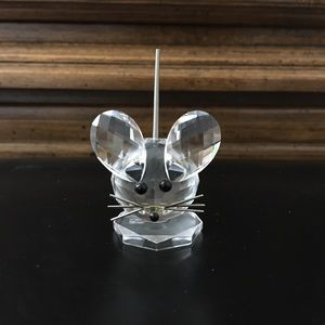 Swarovski Mouse Excellent Condition